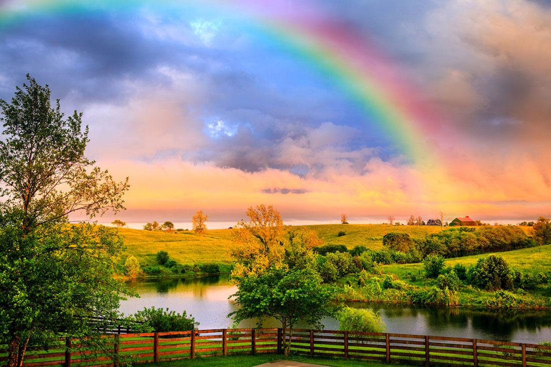 aforismi arcobaleno
